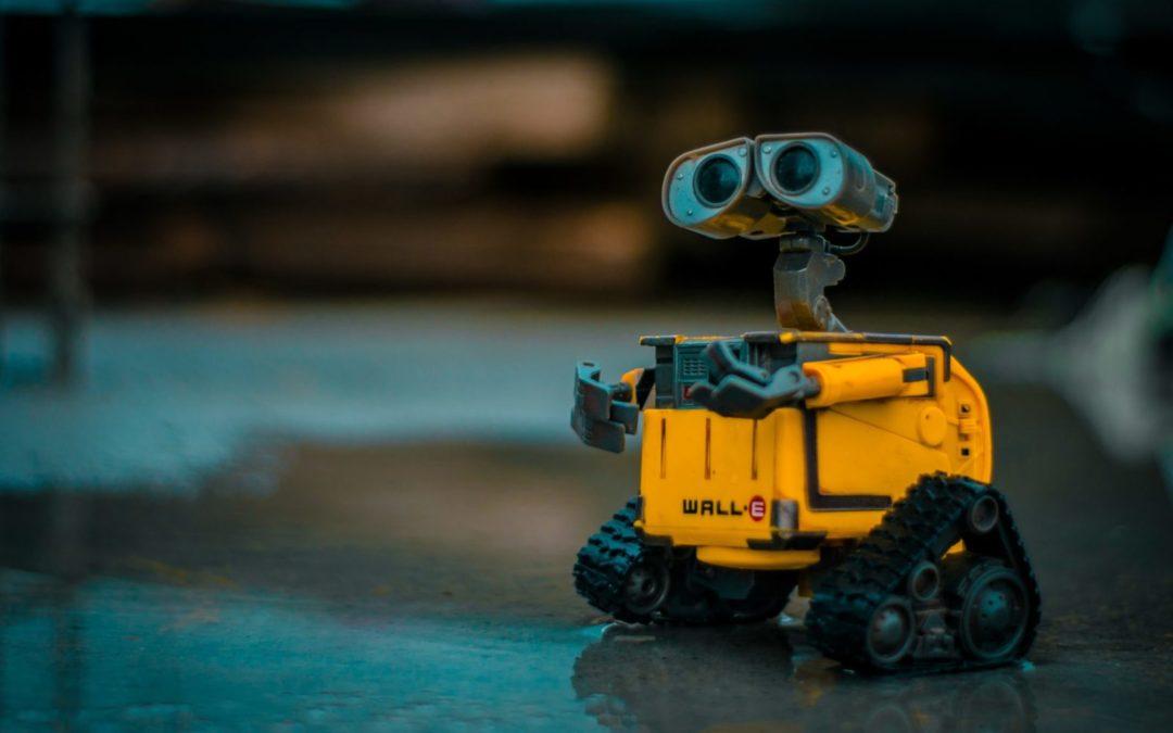 Could a robot that mimics human behaviour streamline your new processes?